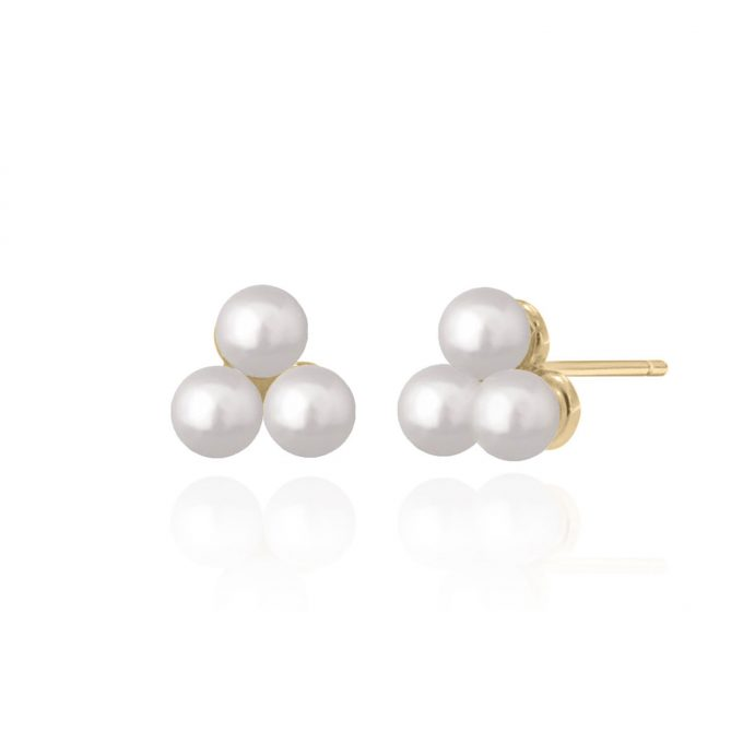 real pearl earrings maidor canada